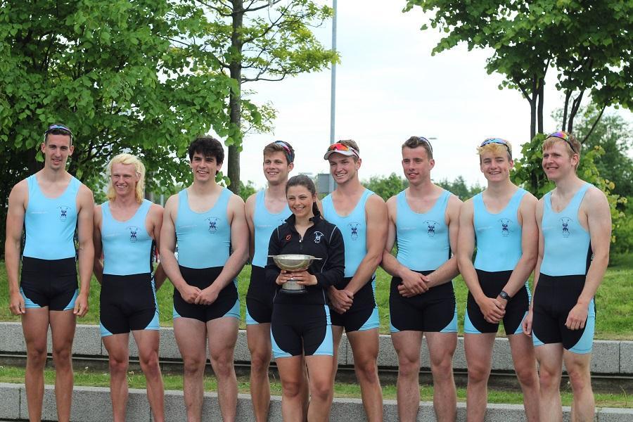 University Boat Club Retain Scottish Boat Race